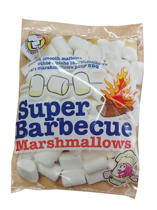 Super Barbecue Marshmallows 500g- dlc 24/05/18