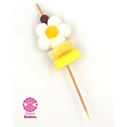 Brochette à bonbons Cocktail Marguerite
