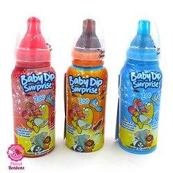 Baby Dip  Surprise Zoo - lot de 3