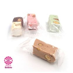 Papillote Nougat fruits mix 250g