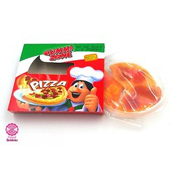Pizza boite 3 portions - Lot de 3