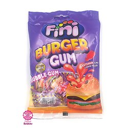 Burger gum - lot de 16 (80g)