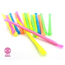 Paille Mini Poppi - Lot de 15