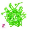 Pic à bonbons Vert petit modèle- sachet de 125