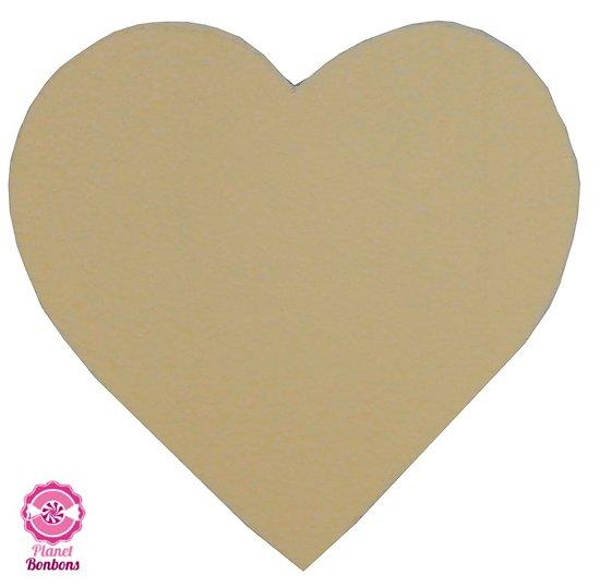 Support à bonbons Coeur grand modèle