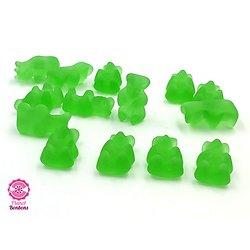 Mini ourson Vert