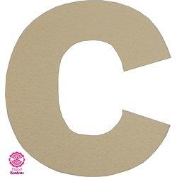 Support à bonbons Lettre C