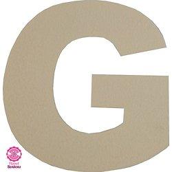 Support à bonbons Lettre G