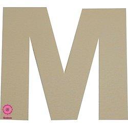Support à bonbons Lettre M