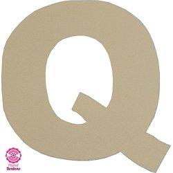 Support à bonbons Lettre Q