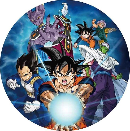 Disque azyme Dragon Ball Super