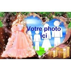 Cadre photo azyme Princesse