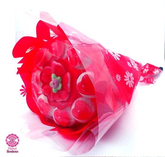 Bouquet bonbons Tendresse 180g