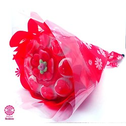 Bouquet bonbons Tendresse 180g