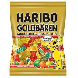 Ourson d'or Haribo 75g