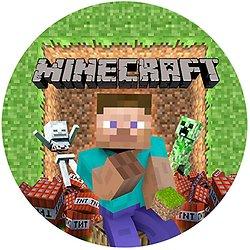 Disque azyme Minecraft