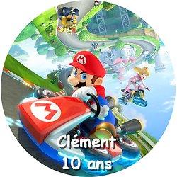 Disque azyme Mario