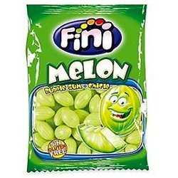 Melon bubble gum Halal 100g