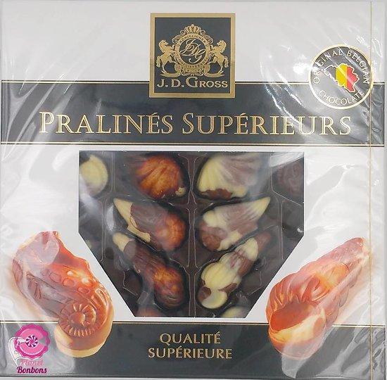 Chocolats fruits de mer 250g