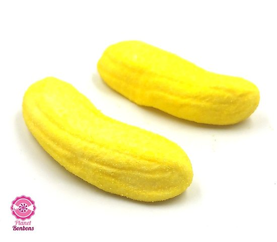 Banane Guimauve géante