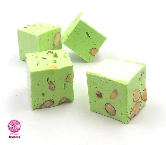 Cube Nougat Pistache 220g