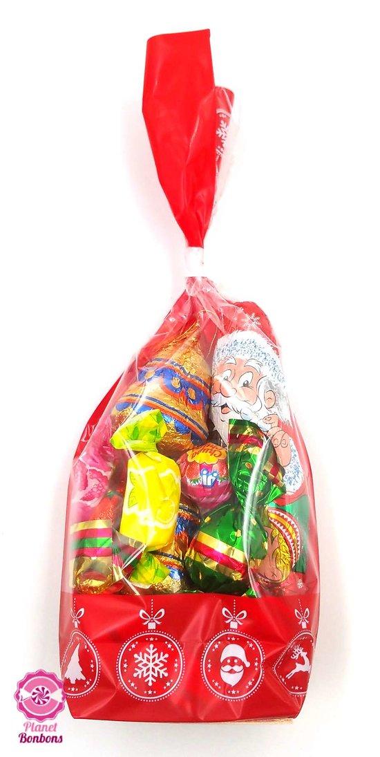 Sachet  Noël 14 pièces- 185g