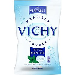 DLUO 28 avril 21Pastille Vichy 125g