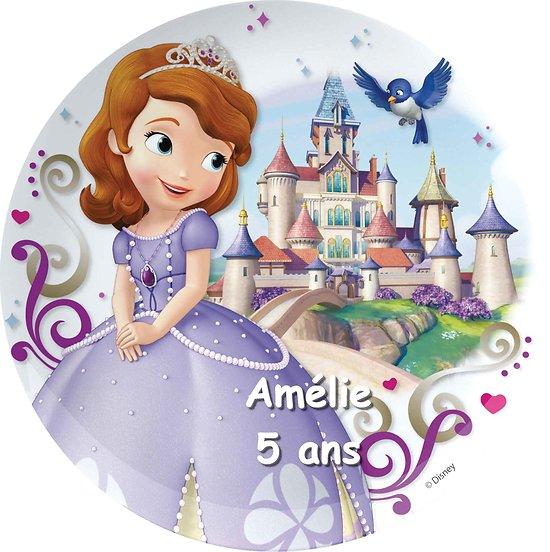 Disque azyme Princesse Sofia