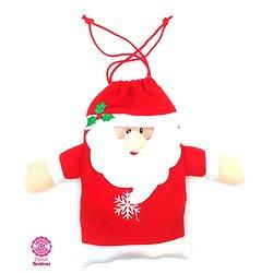Pochon Père Noël à garnir (Vide)
