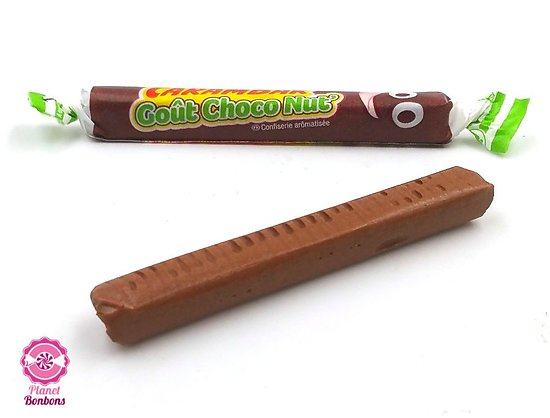 Carambar Choco Nut - lot de 10