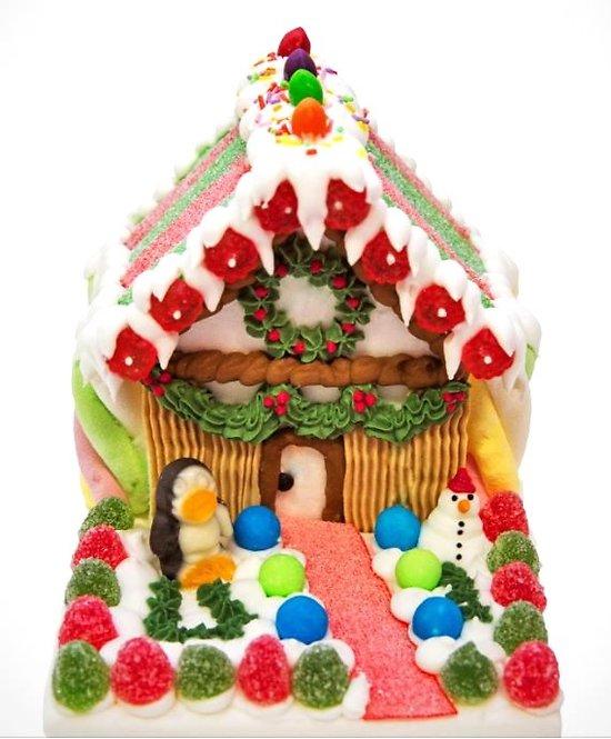 Maison en bonbons 344g