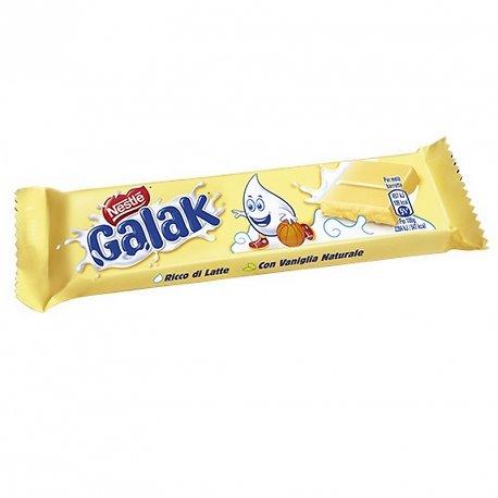 Barre Galak blanc 40g