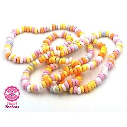 Collier de bonbon 85g- Lot de 4