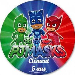 Disque azyme Pjmasks