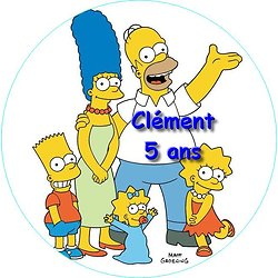 Disque azyme Simpson