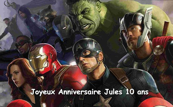 Plaque Azyme Avengers