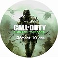 Disque azyme Call Of Duty