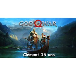 Plaque Azyme God Of War