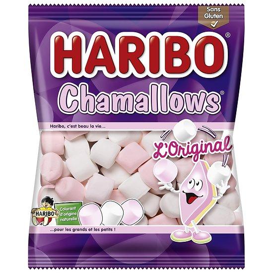 Chamallows Haribo L'Original 100g