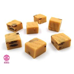Fudge caramel Raisin-Rhum