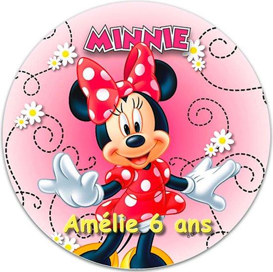 Disque azyme Minnie