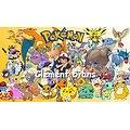 Plaque Azyme Pokemon
