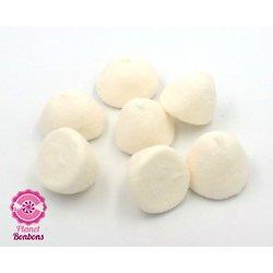 Balle de golf blanche vanille