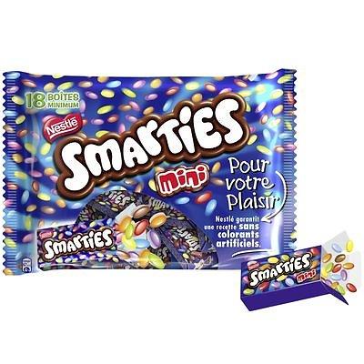 Boites mini Smarties 300g