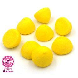 Balle de golf jaune banane