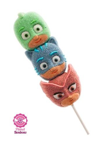 Brochette Mallow PjMasks