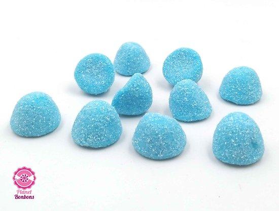 Dôme bleu fizzy