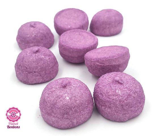 Balle de golf violette