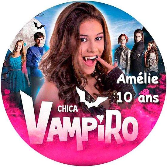 Disque azyme Chica Vampiro