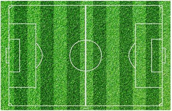 Plaque Azyme Terrain de foot